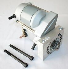 Buick 455 cid Mini Race Starter Mounting Block Machined to clear oil pan
