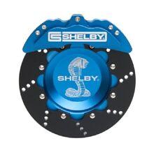 SHELBY Blue Brake Rotor Desk Accessory