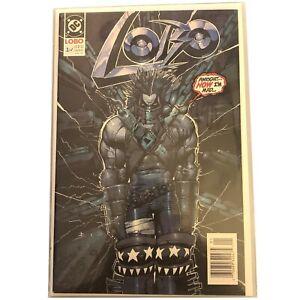 LOBO  #3 (of 4) - DC 1990 VF/NM