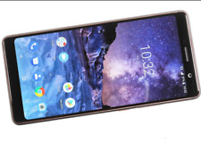 "Nokia 7 Plus 6.0""- Smart Phone Black Fully Unlocked"
