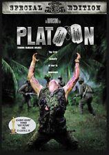 Platoon (Dvd, 2009, Special Edition Single Disc Version) Johnny Depp *New*