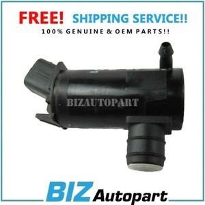 OEM ! WINDSHIELD WASHER PUMP FOR 01-11 ACCENT RIO SANTA FE # 98510-1C000