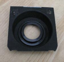 Linhof IV V 5x4 Technika 11mm reccessed Lens board 34.7mm copal 0
