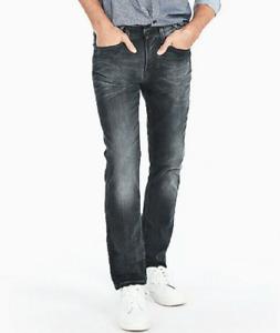 NWT Express Men's Slim Stretch+ Dark Gray Jeans【42 x 34】