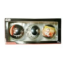 Star Wars The Force Awakens Ornaments Disney Target Hallmark 3 Pack
