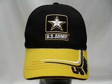 US ARMY - ARMY STRONG - ADJUSTABLE BALL CAP HAT!