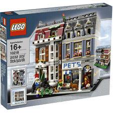 LEGO Creator PET SHOP 10218 Modular Building Sealed NIB Retired