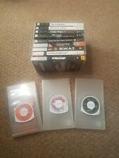 Bundle Collection of Sony PSP Games and UMDs