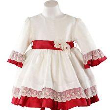 Vestido de niña Miranda blanco -  Miranda -  Primavera – Verano