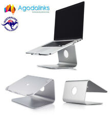 """Aluminum Laptop Holder Stand Dock For iPad MacBook Other 17"""" Tablet Notebook K1"""