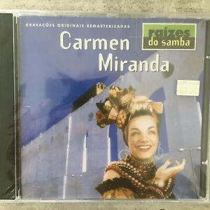 CARMEN MIRANDA: Raizes do Samba (BR CD EMI 522167 2 / Mono / OVP)