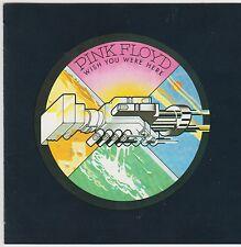 Wish You Were Here - Pink Floyd ( Harvest / EMI / CDP 7 46035 2 )
