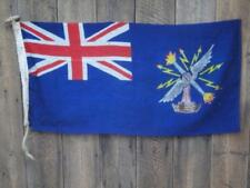 Vintage British Military Flag Ensign Of The Corp Of Royal Engineers Arthur Smart