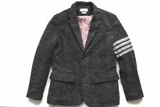 Authentic THOM BROWNE New York Winter Jacket Wool Made in JAPAN ! FINAL SALE M