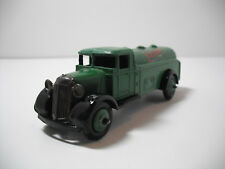 VINTAGE DINKY TOYS MECCANO #25d CASTROL PETROL TANK WAGON ORIGINAL/DETAILED !!