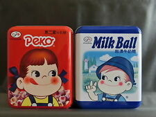 Fujiya PEKO Milky Candy Milk Ball sweetskids snack pack 30g 2 pcs