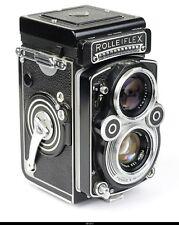 Rolleiflex 3.5F 12/24 Lens Zeiss Planar 3.5/75mm
