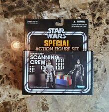 Death Star Scanning Crew Special Action Figure Set STAR WARS Vintage Collection