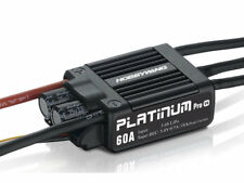 Hobbywing Platinum Pro 60A LV V4 Speed Controller