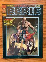 Eerie #65, BERNIE WRIGHTSON, ALEX TOTH, Warren 1975 FN