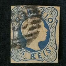 Portugal  SC #10a  Used  1856