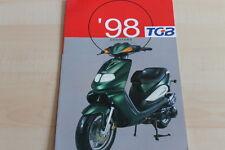 148712) TGB Scooter - Modellprogramm - Prospekt 199?