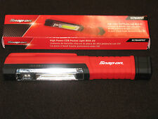 SNAP-ON TOOLS LED COB RED POCKET LIGHT WITH UV & MAGNET 175 LUMEN OUTPUT