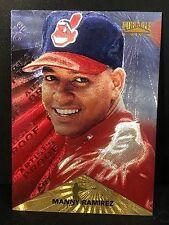 MANNY RAMIREZ 1996 Pinnacle Baseball Starburst ARTIST'S PROOF Parallel Card #18