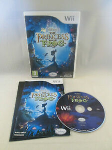 Nintendo Wii - Disney The Princess and the Frog