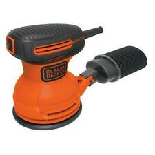 Black & Decker BDERO100 2.0-Amp 5-Inch Hook and Loop System Random Orbit Sander