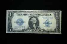 1923 $1.00 Silver Certificate Large Size Note (No1021)