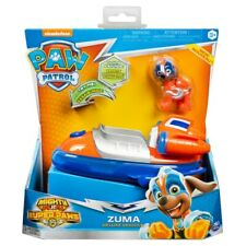 PAW Patrol Mighty Pups Superpaws Zuma Deluxe Vehicle Playset