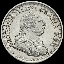More details for 1811 george iii silver three shillings bank token