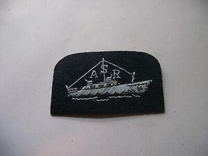 WW2 Type, R.A.F., Air Sea Rescue, patch,