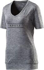 Energetics Damen T-Shirt Gapela mit Bund (280872-900) in Grau Gr. 38-48 NEU!!!