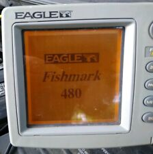 Eagle Fish Mark 480 Fish finder, includes what's pictured only.