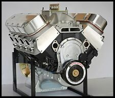 BBC CHEVY 572 ENGINE, DART BLOCK, CRATE MOTOR 752 hp BASE ENGINE
