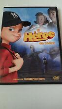 """DVD """"EL HEROE DE TODOS"""" COMO NUEVA CHRISTOPHER REEVE"""