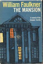 William Faulkner  -  The Mansion 1959 1st. Printing - VG Tough!
