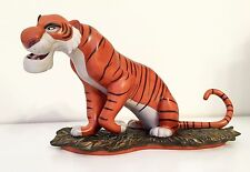 """WDCC """"The Jungle Book"""" Shere Khan special event figurine and Lithograph"""