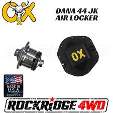 OX AIR Locker REAR DANA 44 Jeep Wrangler JK RUBICON KIT 32 SPLINE Diff Cover