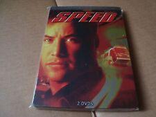 Speed DVD SteelBook Keanu Reeves Sandra Bullock Dennis Hopper Jeff Daniels