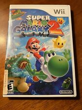 Super Mario Galaxy 2 (Nintendo Wii, 2010) Brand New Sealed Super Fast Shipping