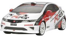 Tamiya 1:10 RC FF-03 JAS Honda Civic Type-R R3 Brushed Frontantrieb 58476 Kugell