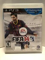 EA SPORTS FIFA 14 FREE SHIPPING (Sony PlayStation 3, PS3)