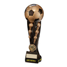 210mm Football Trophy (RRP £13.50) inc free postage + engraving