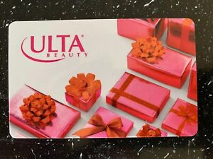 Ulta Beauty $30 Gift Card use in store or online