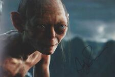 "ANDY SERKIS ""Gollum"" Foto 20x30 orignal signiert IN PERSON signed Autogramm"