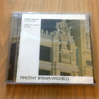 Alfred Hollins Organ Works – Timothy Byram Wigfield (CD 2006) NEW & SEALED