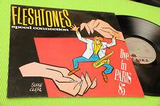 FLESHTONES LP SPEED CONNECTION ORIG 1985 EX++ !!!!!!!!!!!!!